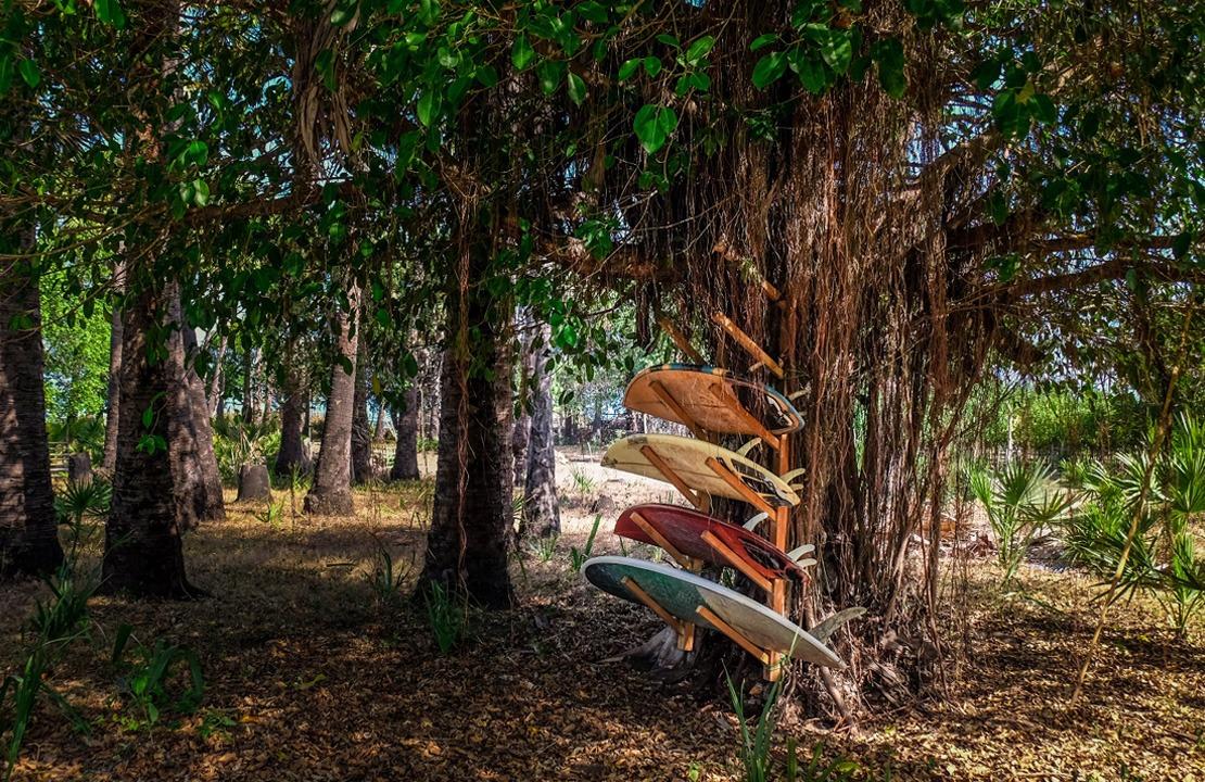 Camping at Sumba Adventure and Surf Resort
