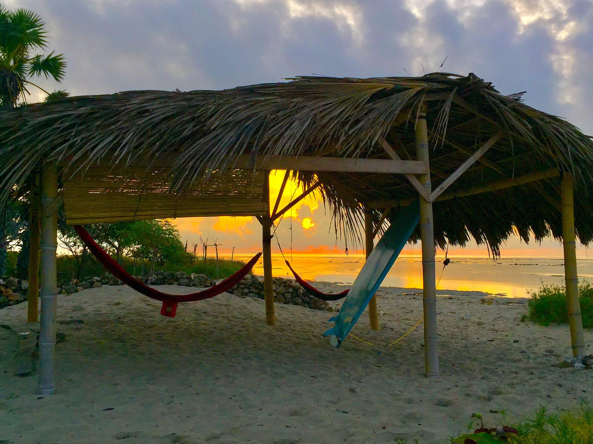 Beachfront Accomodation Sumba Island Bali Indonesia